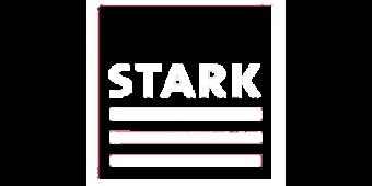 Stark weiss
